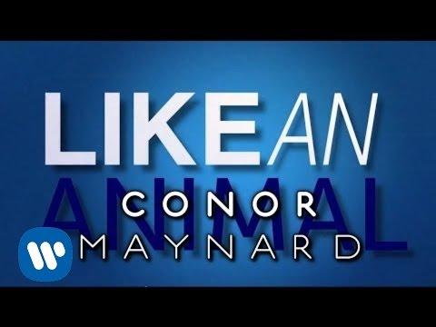 Conor Maynard - Animal (Lyric Video)