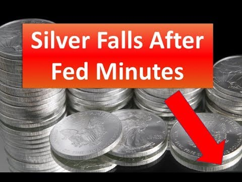 Gold & Silver Price Update - February 21, 2018 + Selloff After Fed Minutes