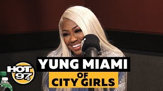 Yung Miami On JT Release, Sex Raps, Trina & Meeting Drake