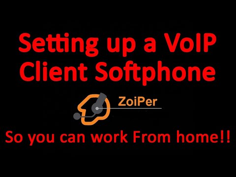 Zoiper VoIP App Setup On Windows And IOS With 4COMMS VoIP | SIP Client Setup