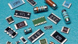 видео Чип резисторы