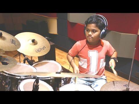 ft.Master.Steven Samuel  Devassy l Manual Drums...