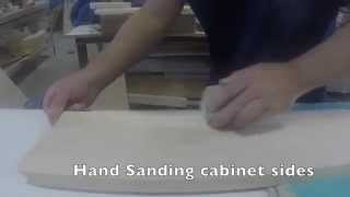Veneto Shuffleboard Table Cabinet Go Pro Build