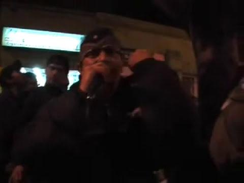 Cejaz Negraz - Ghetto ( Vivo En Septimazo ) [ Fondo Blanco / Crack Family GZ ]