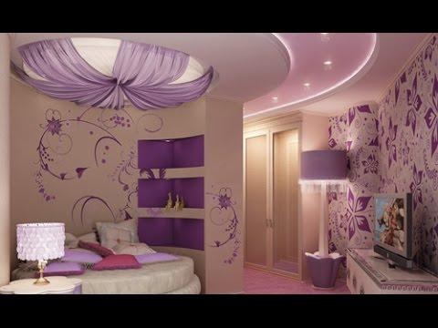 ديكورات ورق حائط غرف نوم 2017   ارقى انواع ورق الجدران   wallpaper