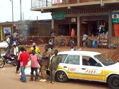 African Corner TV - visit Ruvumera Market Bujumbura Burundi