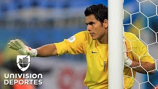 """Oswaldo Sánchez, sobre la Copa Confederaciones: """"Es el escenario para dar un gran salto"""""""