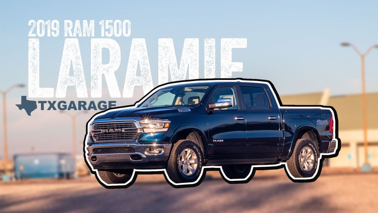 2019 RAM 1500 LARAMIE full review in a whole other format | txGarage