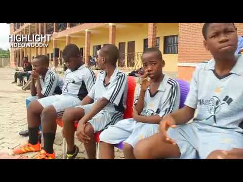 Mabest Academy Football Match With Deeper Life High School
