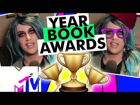 RuPauls Drag Race Queens: High School Yearbook Awards   MTV Life