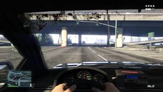 GTA 5 Current Gen Preview (Xbox One Online Gameplay)