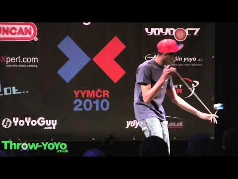 CYYN - 2010 - Open Prelim- 19th - Stefan Benjamin