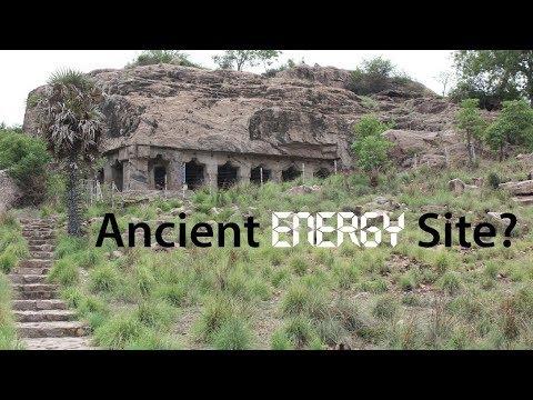 Mamandur Caves, India - Oldest Spiritual ENERGY center?