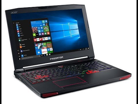 Acer Predator 15 (7700HQ, GTX 1070, Full HD) Laptop from YouTube · High Definition · Duration:  1 minutes 18 seconds  · 132 views · uploaded on 11/06/2017 · uploaded by Laptop repair