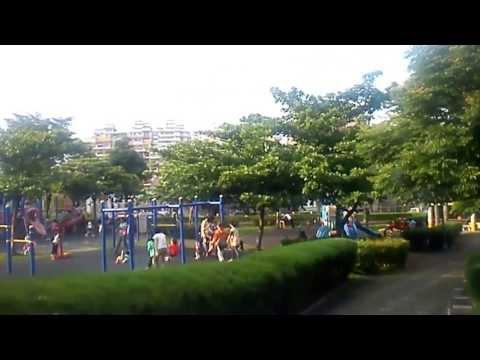 My neighborhood in Taiwan