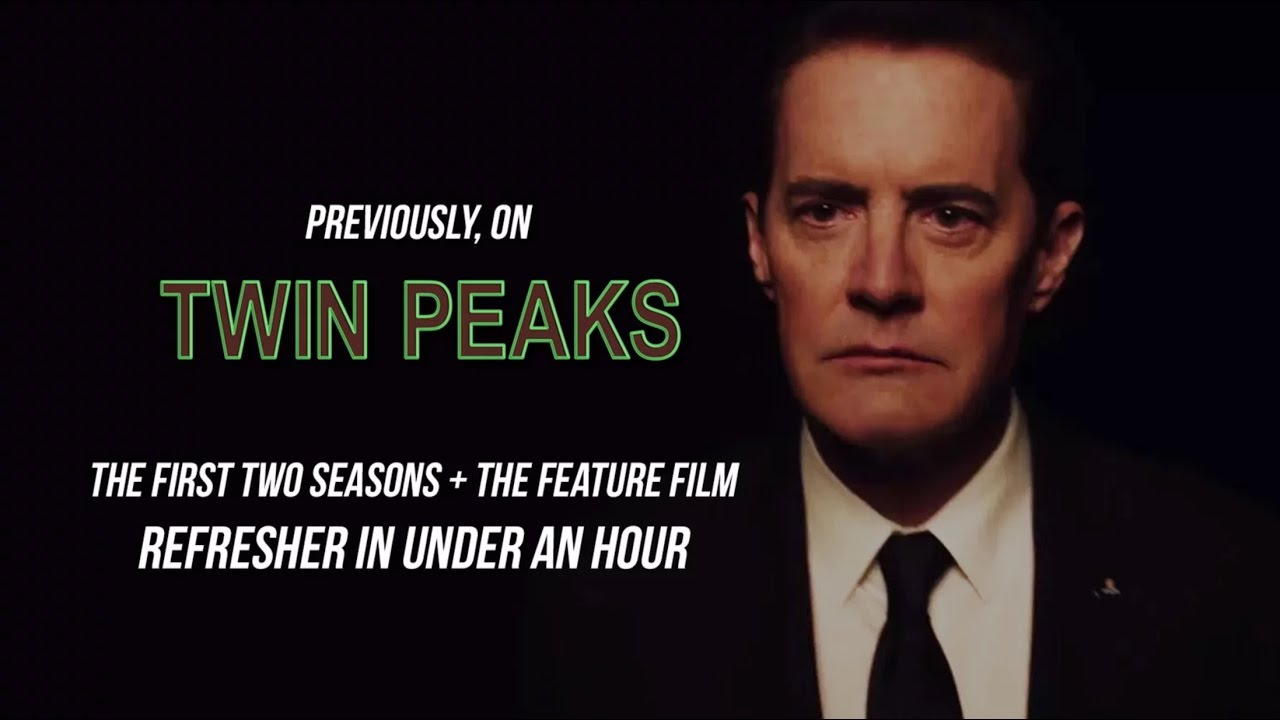 'Twin Peaks' Season Premiere Recap: Into the Black
