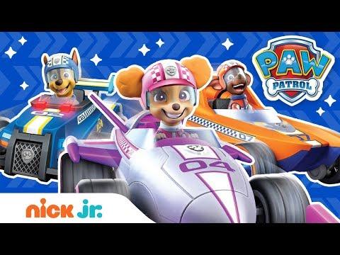 PAW Patrol Ready Race Rescue Sneak Peek! 🏎️ Nick Jr.