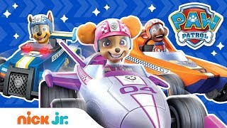 Ready Race Rescue Sneak Peek! 🏎️| PAW Patrol | Nick Jr.