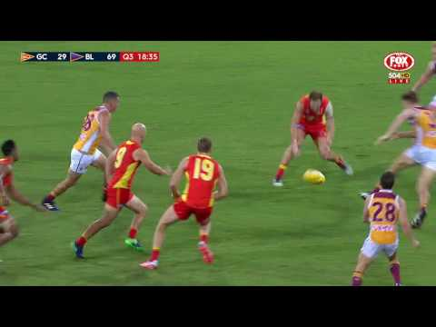 Round 1 AFL - Gold Coast Suns v Brisbane Lions Highlights