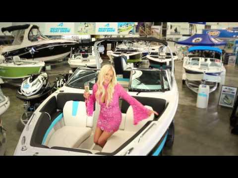 Melbourne Boat Show 2014 - Brynne Edelsten