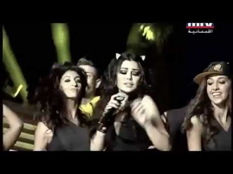 Haifa Wehbe - world super model - Yala Ma3 Ba3ed Travel Video