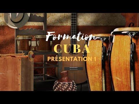 Cuba présentation Formation 1