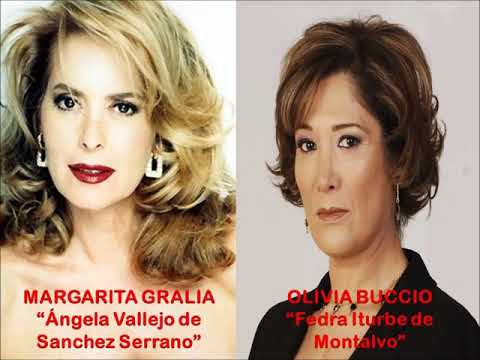 Cuando seas mía (2001) vs Destilando amor (2007)