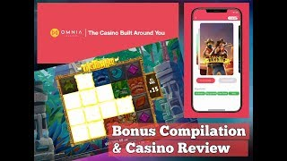 Online Slots - New Omnia Casino Review