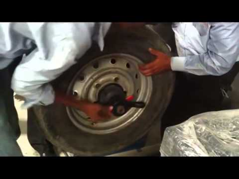 Wheel Balancer By Technomatic Automotive Components Pvt. Ltd.