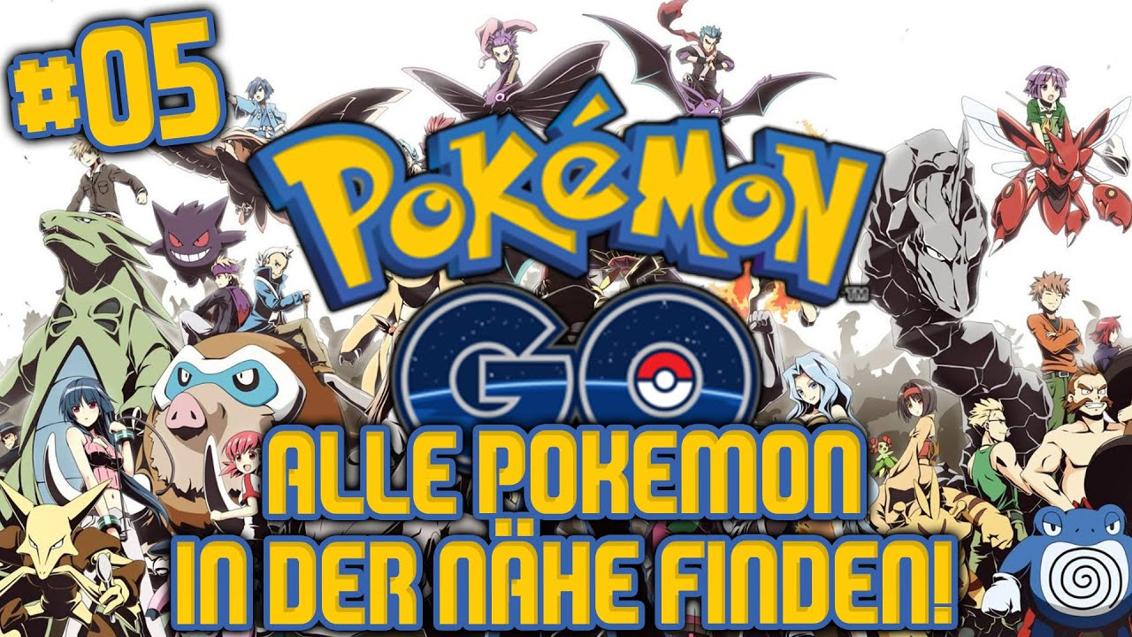 pokemon go deutsch gameplay 05 pokevision alle pokemon finden let 39 s play pokemon go. Black Bedroom Furniture Sets. Home Design Ideas