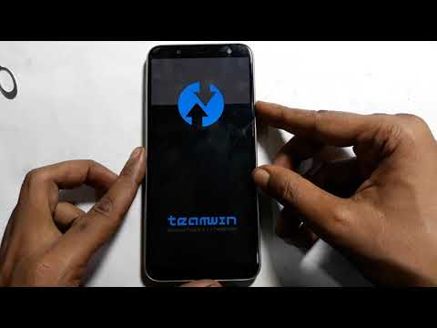 Root Samsung J6 SM-J600G Android 8 1 How To Root Samsung J6 SM-J600G