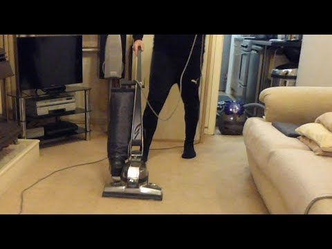 Just Vacuuming: 10 - Kirby G4 (1994) and Dyson Big Ball cylinder (2017)