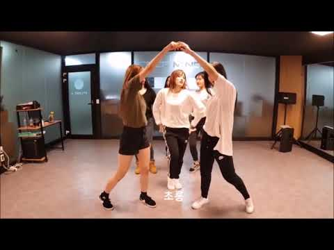 [FreeMind] Apink (에이핑크) - %% (응응) (Eung Eung) (Original Choreography Demo)