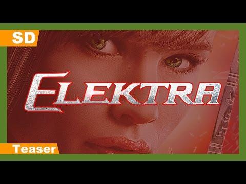 Elektra (2005) Teaser