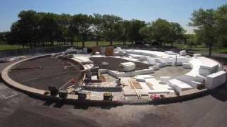 Timelapse at Maloof Money Cup Flushing Meadows 050510