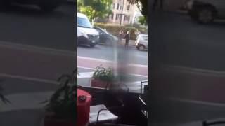 Furiosa lite a Cagliari dopo un incidente