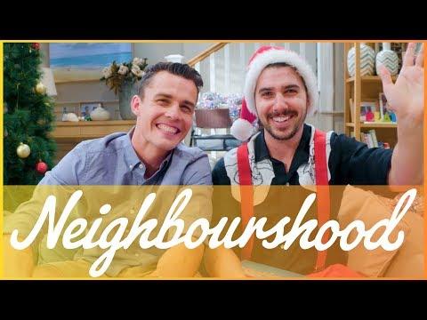 Neighbourshood  16th December 2017  Andrew Morley Jack