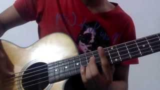Dinho Miranda - I feel so good today (acoustic bass cover)