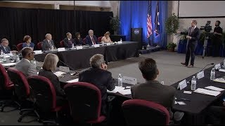 Bridenstine Speaks at NASA Advisory Council Meeting