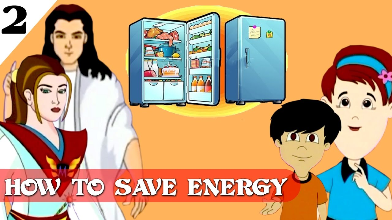 how to save energy at work