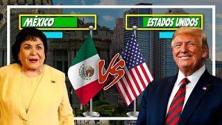 Las 10 diferencias entre MÉXICO y ESTADOS UNIDOS