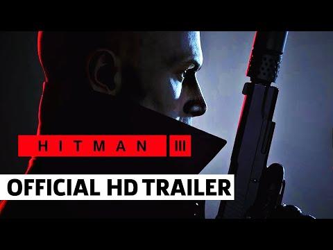 HITMAN 3 - Official VR Announcement Trailer