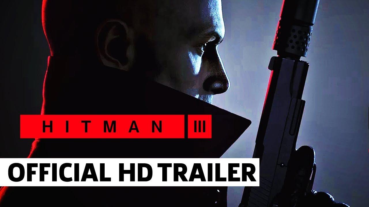 hitman 3 vr announcement trailer ps vr