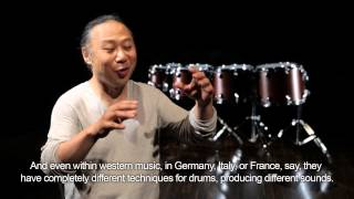 Solo percussionist Isao Nakamura talks about music, how he started ...
