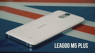Leagoo M5 Plus  распаковка и первое впечатление  Противоударный смартфон за 80$