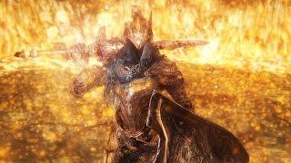 TESV SKYRIM: Dark souls Artorias The Abysswalker Armor HDT Conversion