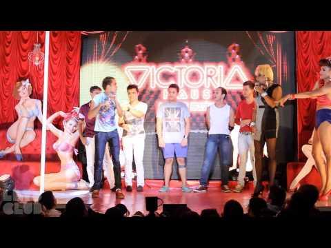 Let's Club Cabaret Devassa com Silvetty Montilla - Victoria Haus