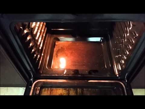 Self Cleaning My Oven My Experience and Steps