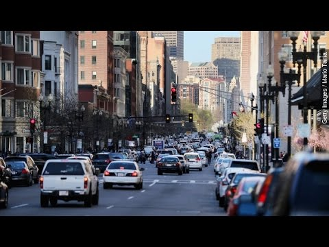 Boston Is Officially The Worst US City To Drive In