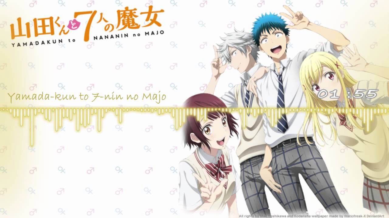 Yamada Kun To 7 Nin No Majo Ending Youtube